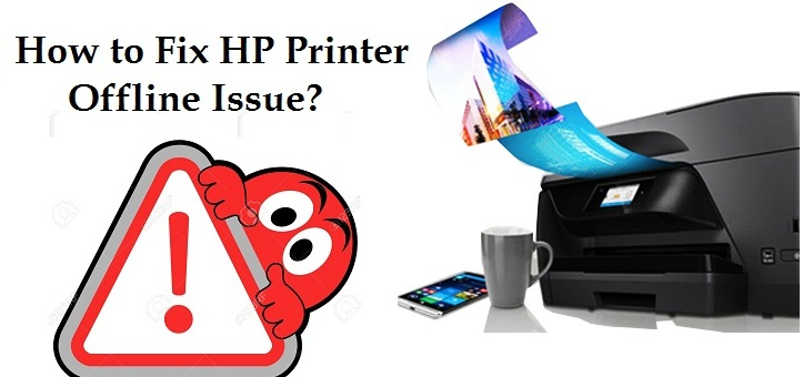 Fix HP Printer Offline Issue