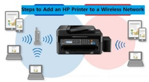 Steps to Add an HP Printer to a Wireless Network