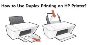 Use Duplex Printing on HP Printer