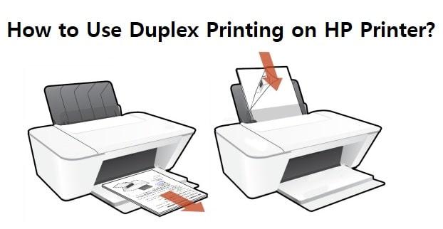 Use Duplex Printing on HP Printer