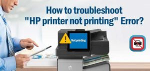 Fix HP Printer Not Printing