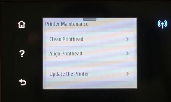 align-printhead