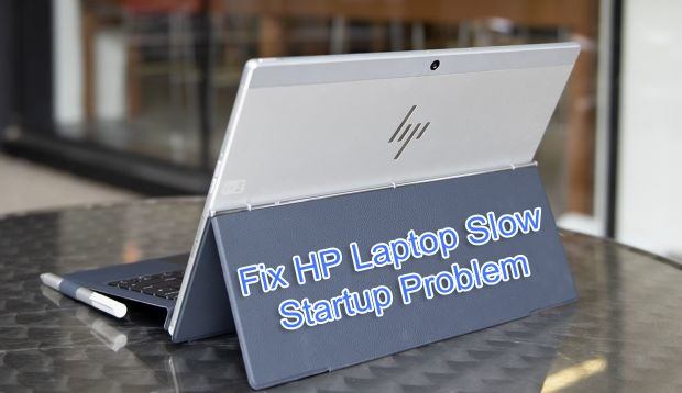 How to Fix HP Laptop Slow Startup Problem? - 1-888-816-4888