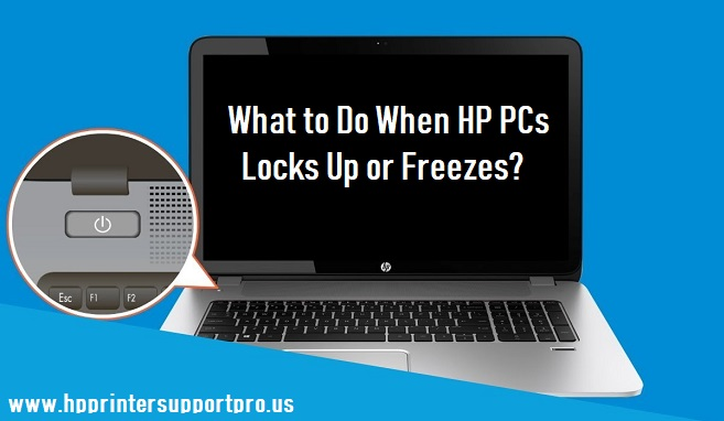 HP PCs Locks Up or Freezes