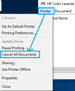 Cancel-All-Documents