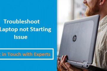 HP Laptop not Starting