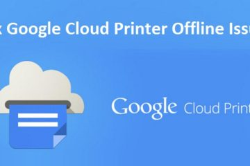 Fix Google Cloud Printer Offline Issue