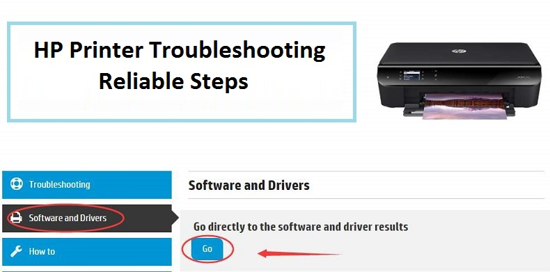 HP Printer Troubleshooting Reliable Steps