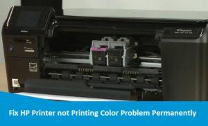 HP-Printer-not-Printing-Color