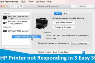 HP-Printer-not-Responding