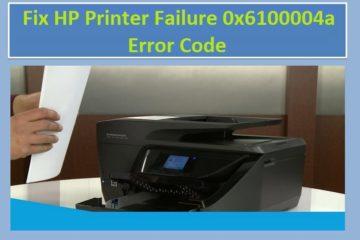 HP-Printer-Failure-0x6100004a-Error-Code