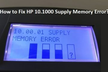 HP-10.1000-Supply-Memory-Error