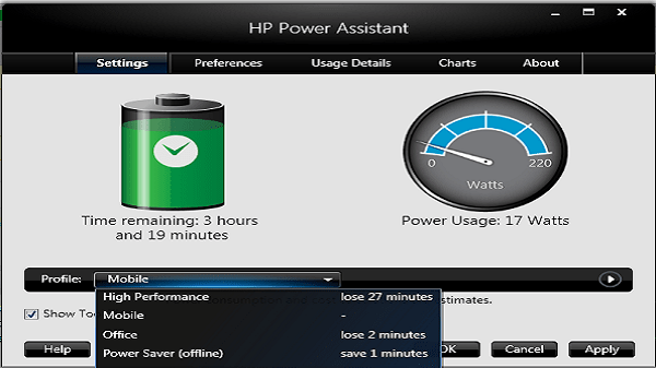 HP-Power-Assistant