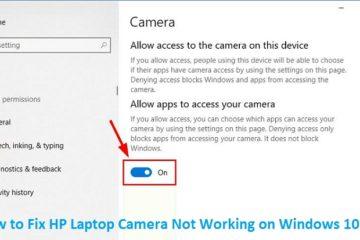 HP-Laptop-Camera-Not-Working