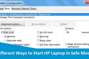 Start-HP-Laptop-in-Safe-Mode