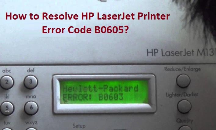 HP-LaserJet-Printer-Error-Code-B0605