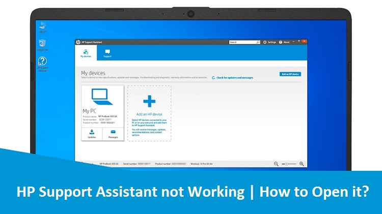 HP-Support-Assistant-not-Working