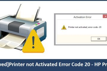 Printer-not-Activated-Error-Code-20