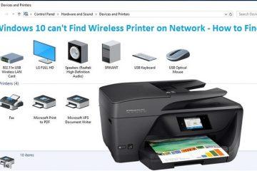 Windows-10-cant-Find-Wireless-Printer