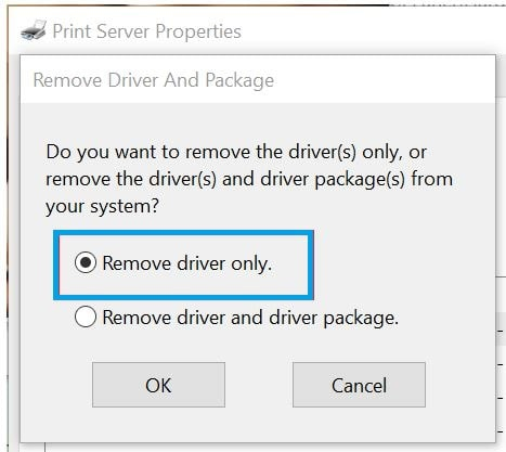 remove-driver-only