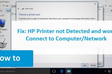 HP-Printer-not-Detected
